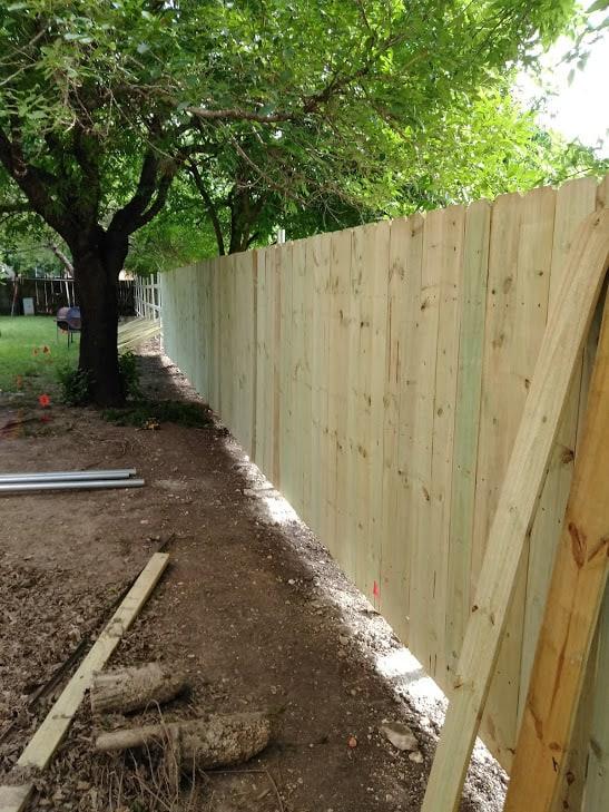 The Sosa Fence