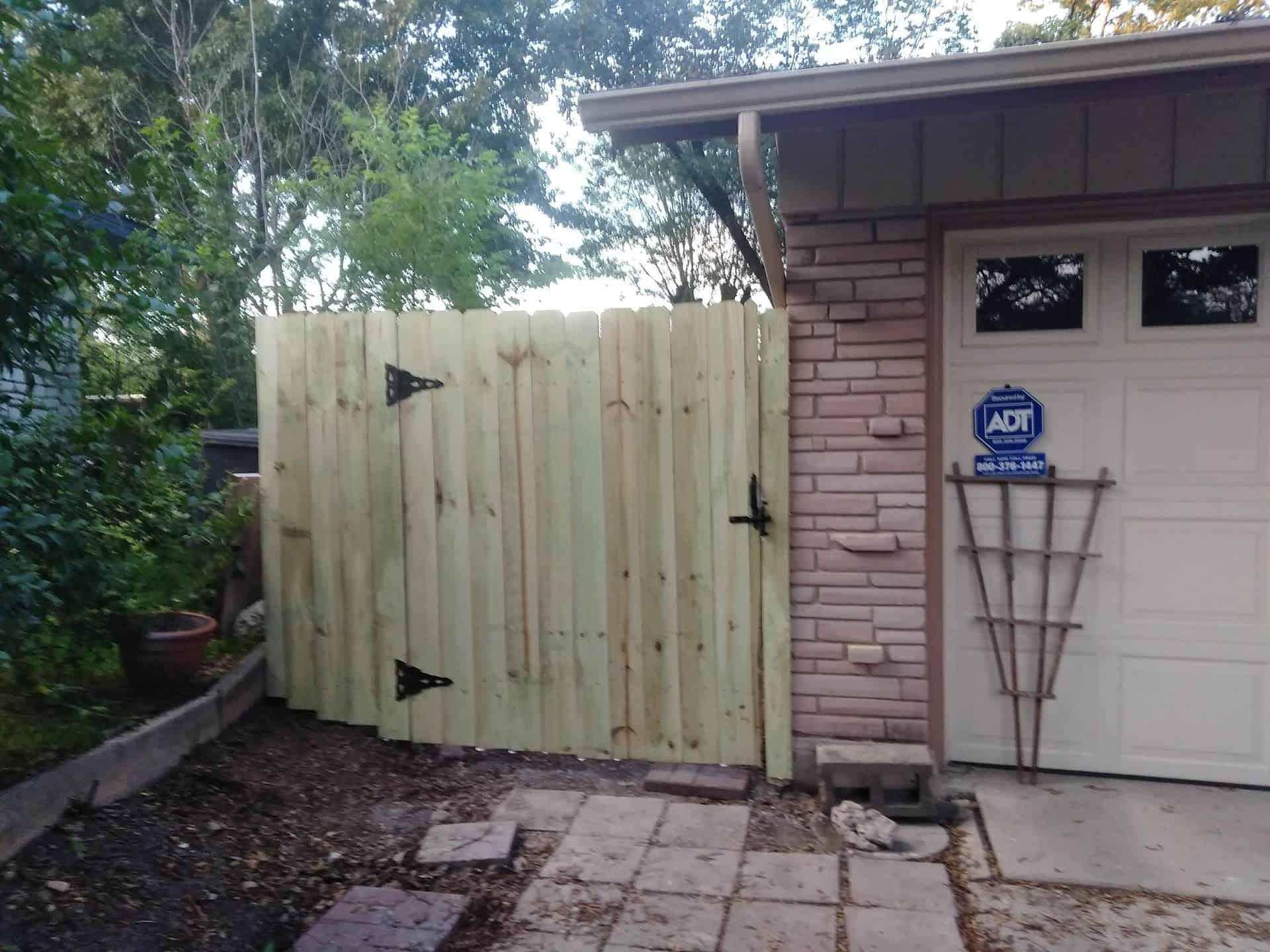 Rev. Consuelo Gates and Tiny Home