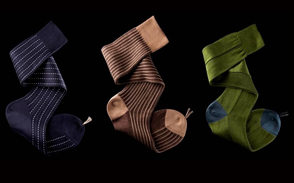 Willima Abraham Socks 1