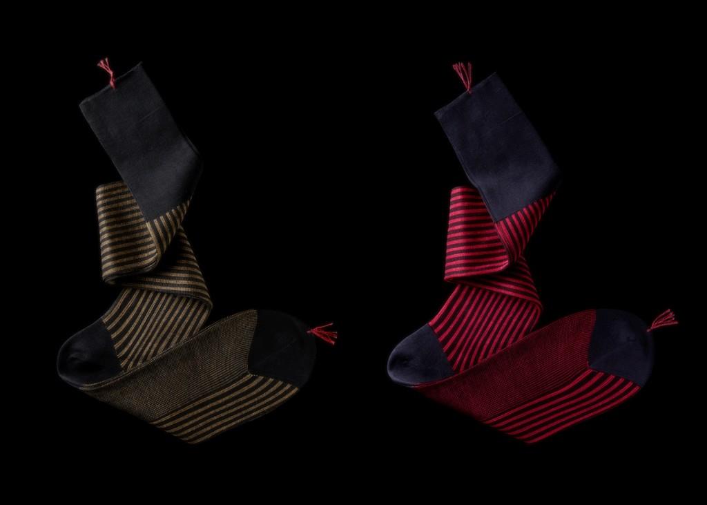 William Abrahma socks 2