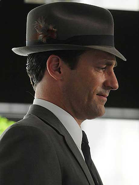 Don-Draper-in-Hat trilby