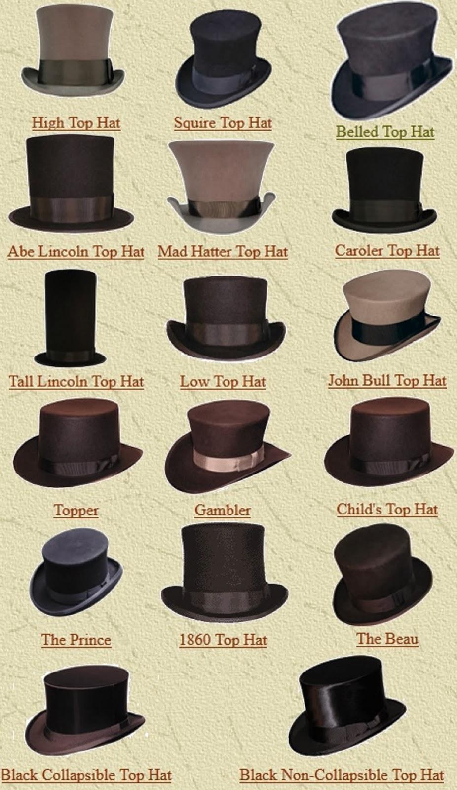 top-hats