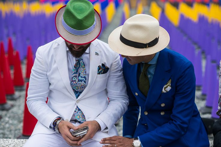Types of men's hats : can you name these eight hats ?