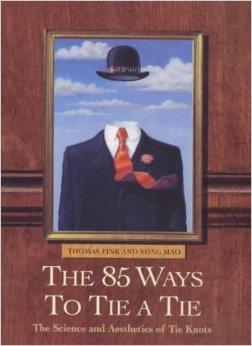 85 ways to tie a tie
