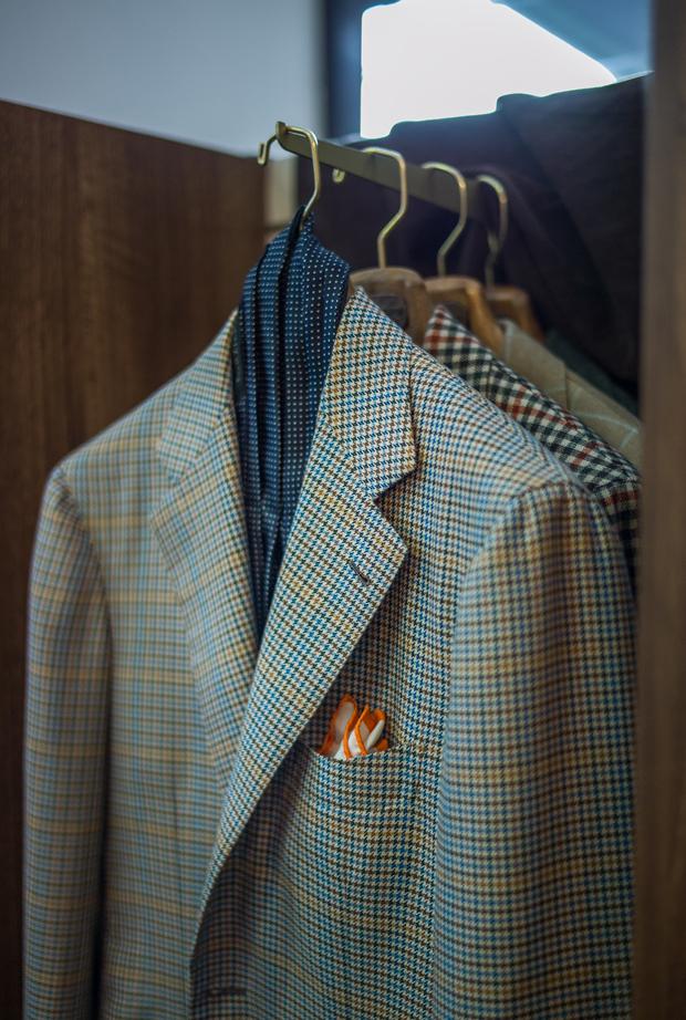 B & Tailor Sports Coat