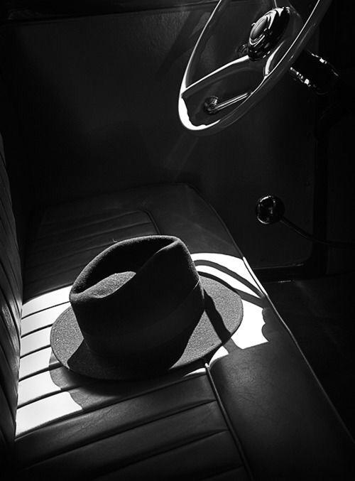Hat + Car 1940
