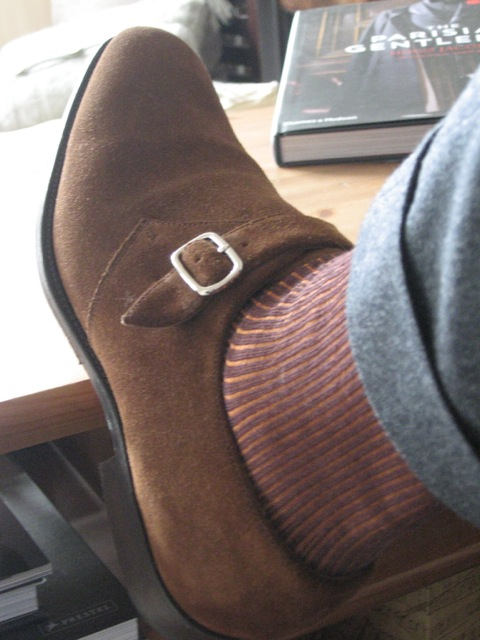 Shoes and Socks 6