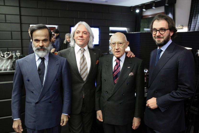 Dédicace Parisian Gentleman à Milan VBC