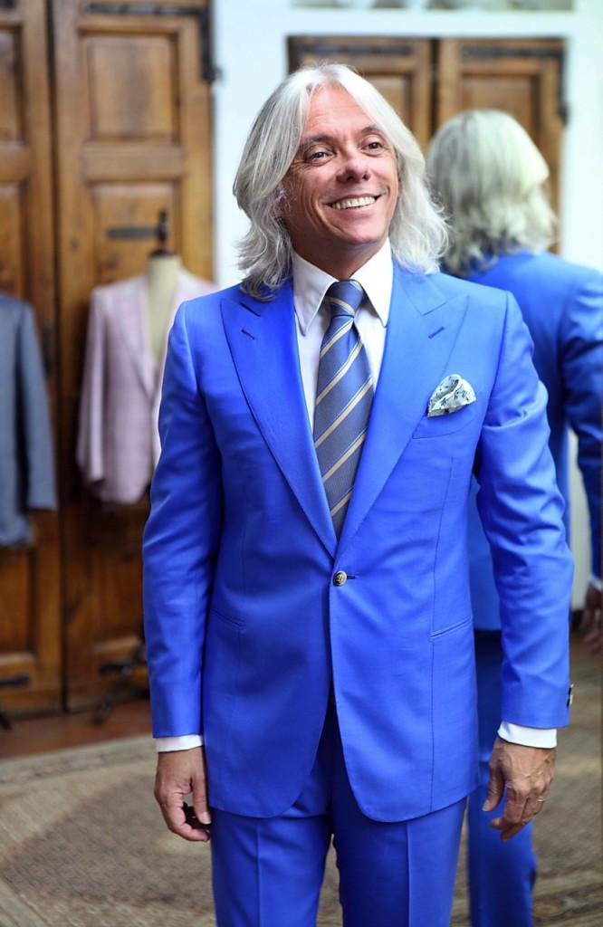 Gianni Celeghin Bespoke Tailor in Legnano 2