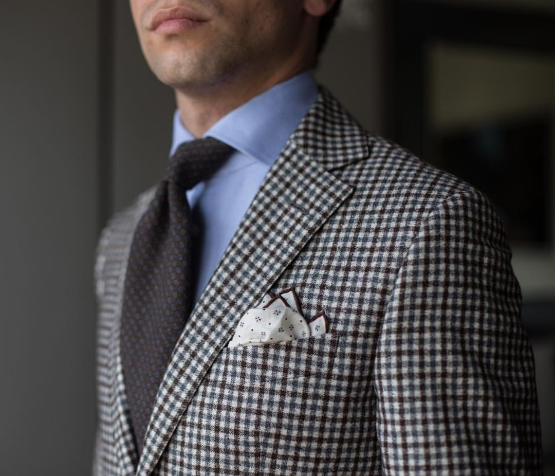 Quick-Scan the Details of Your Suit : A One Minute Ritual