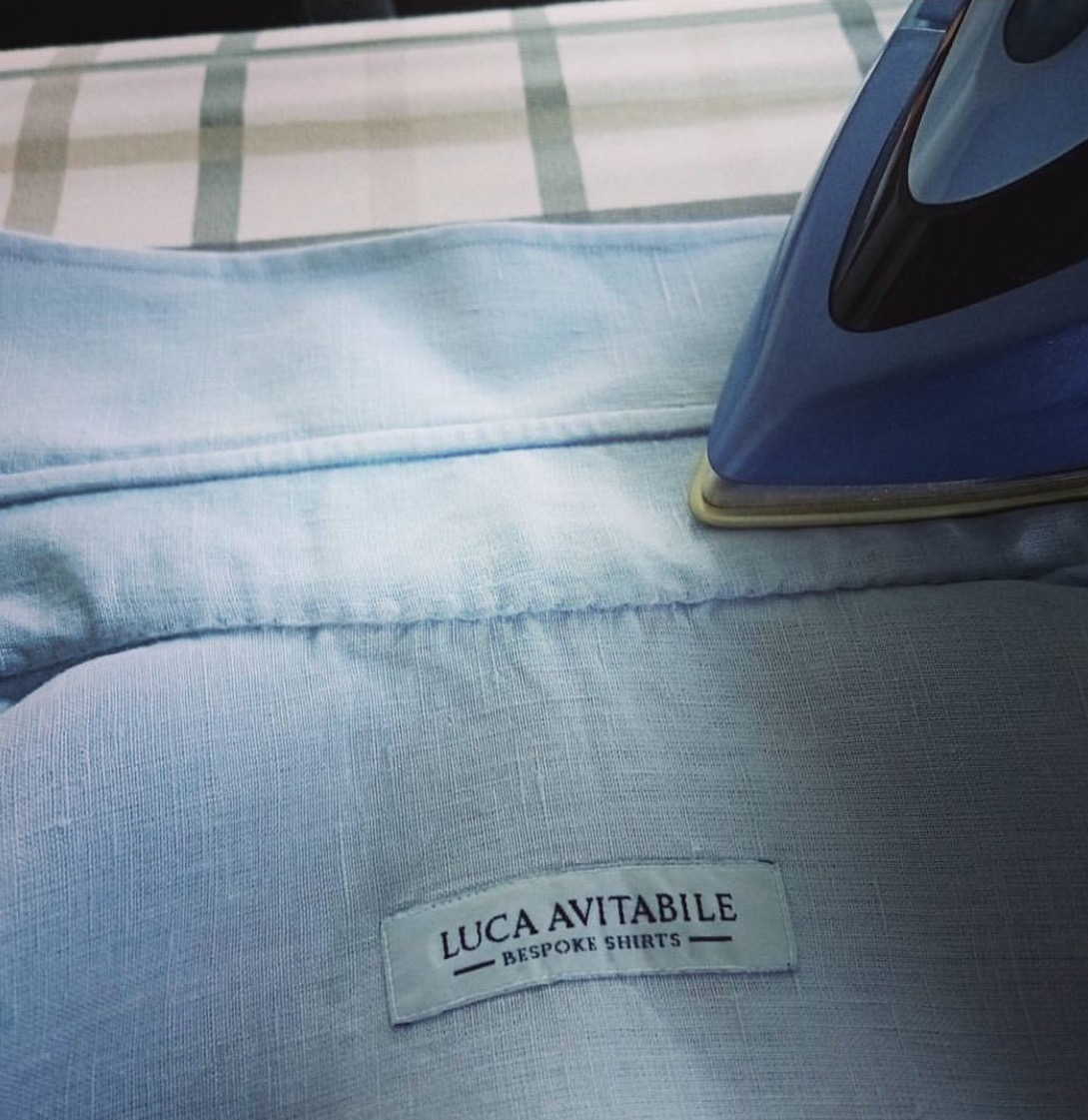 sunday an ironing day