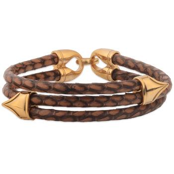 leather-python-bracelet