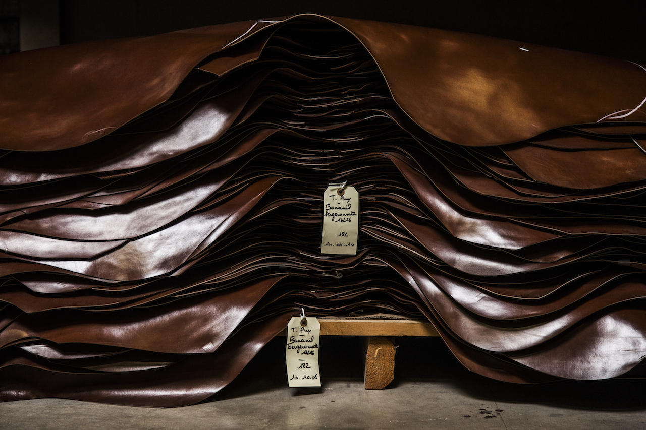 Types of Leather in Menswear : a Quick Guide