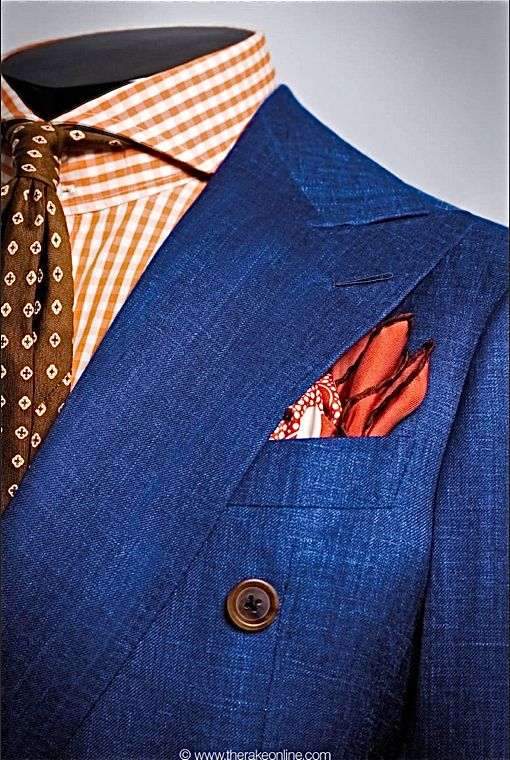 Why do you have a buttonhole on your lapel ?