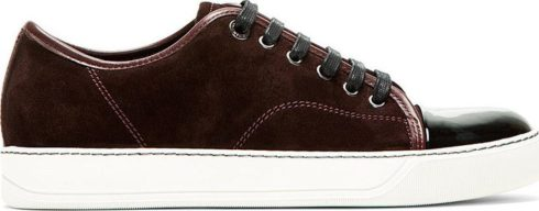 lanvin-burgundy-suede-classic-tennis-sneakers-original-61224