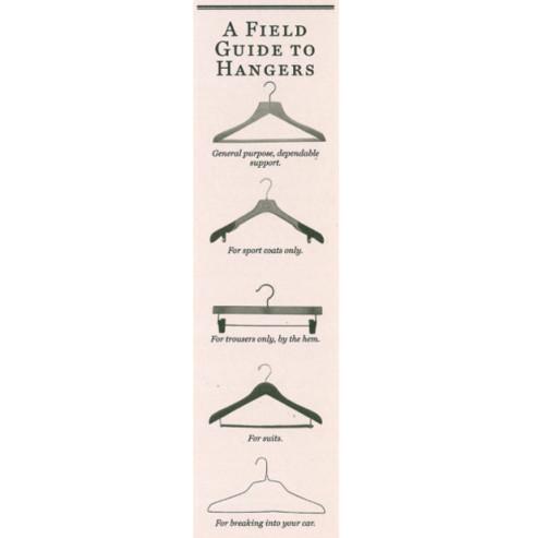 men's closet hangers
