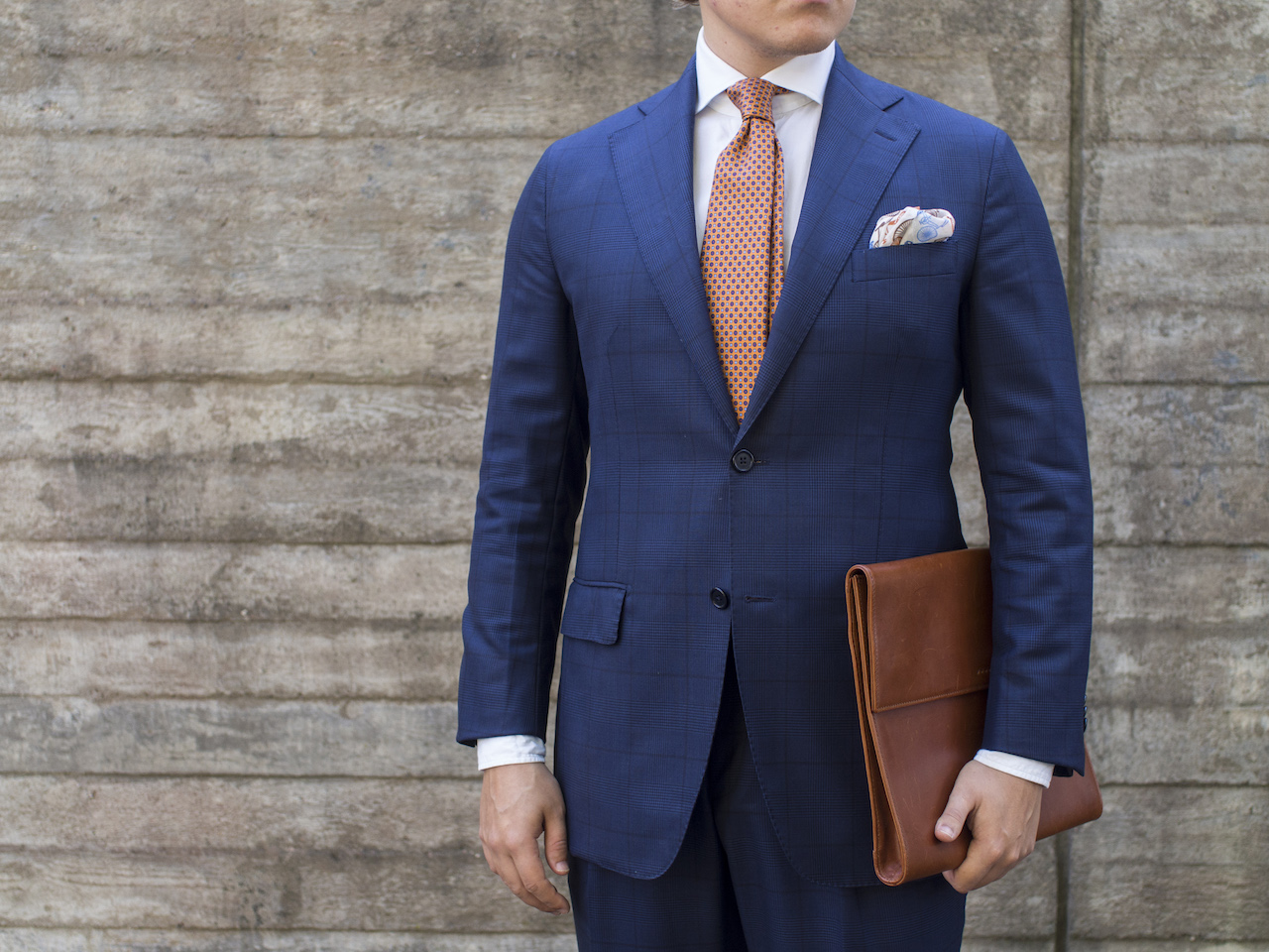 How to pair your tie and pocket square with your outfit