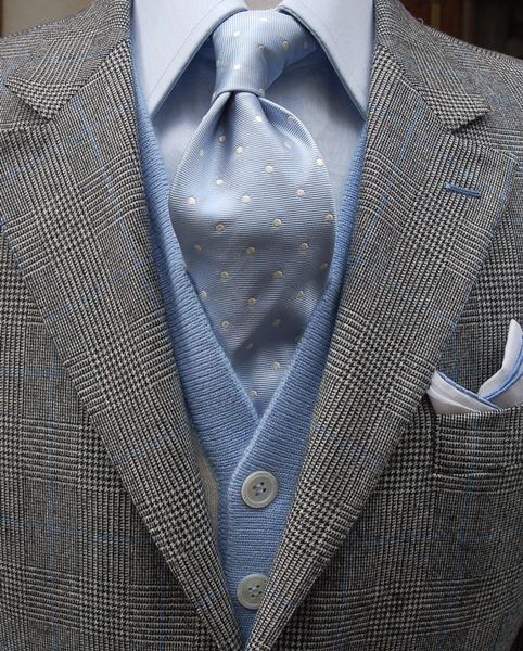 For the Love of Proportions! Ties, Lapels and Shirt Collars