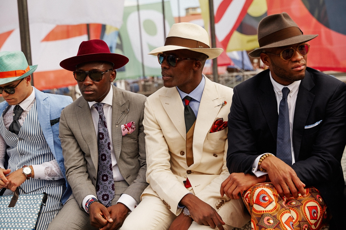 stylish black men