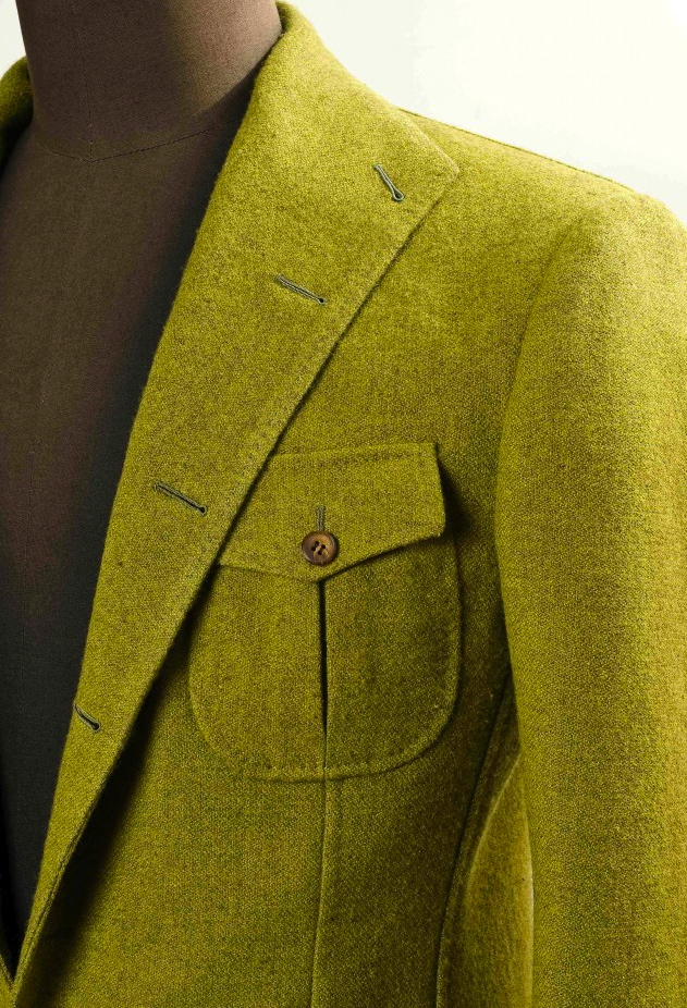 A Lost Fascination -- How Weather Can Sway a Man's Style Choices