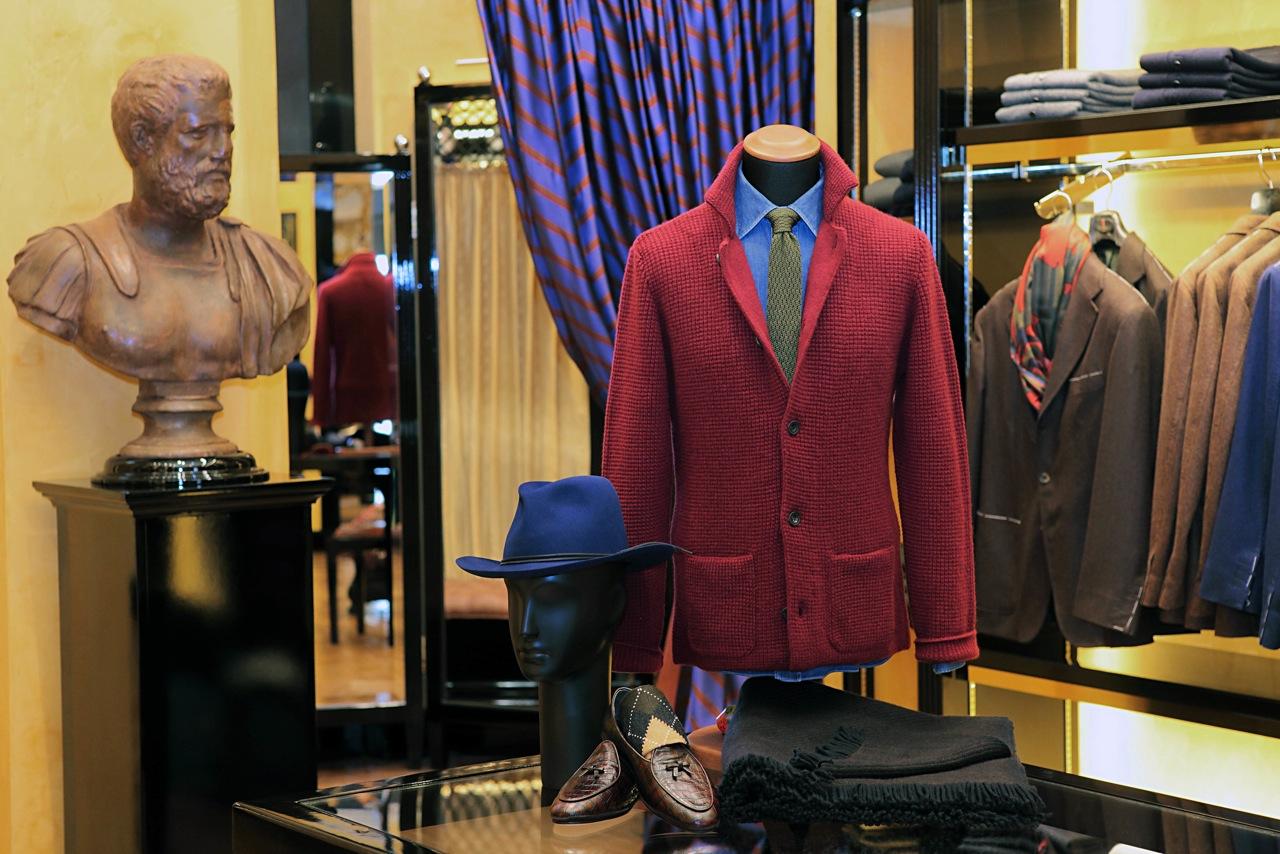 Rubinacci Milano Boutique 3