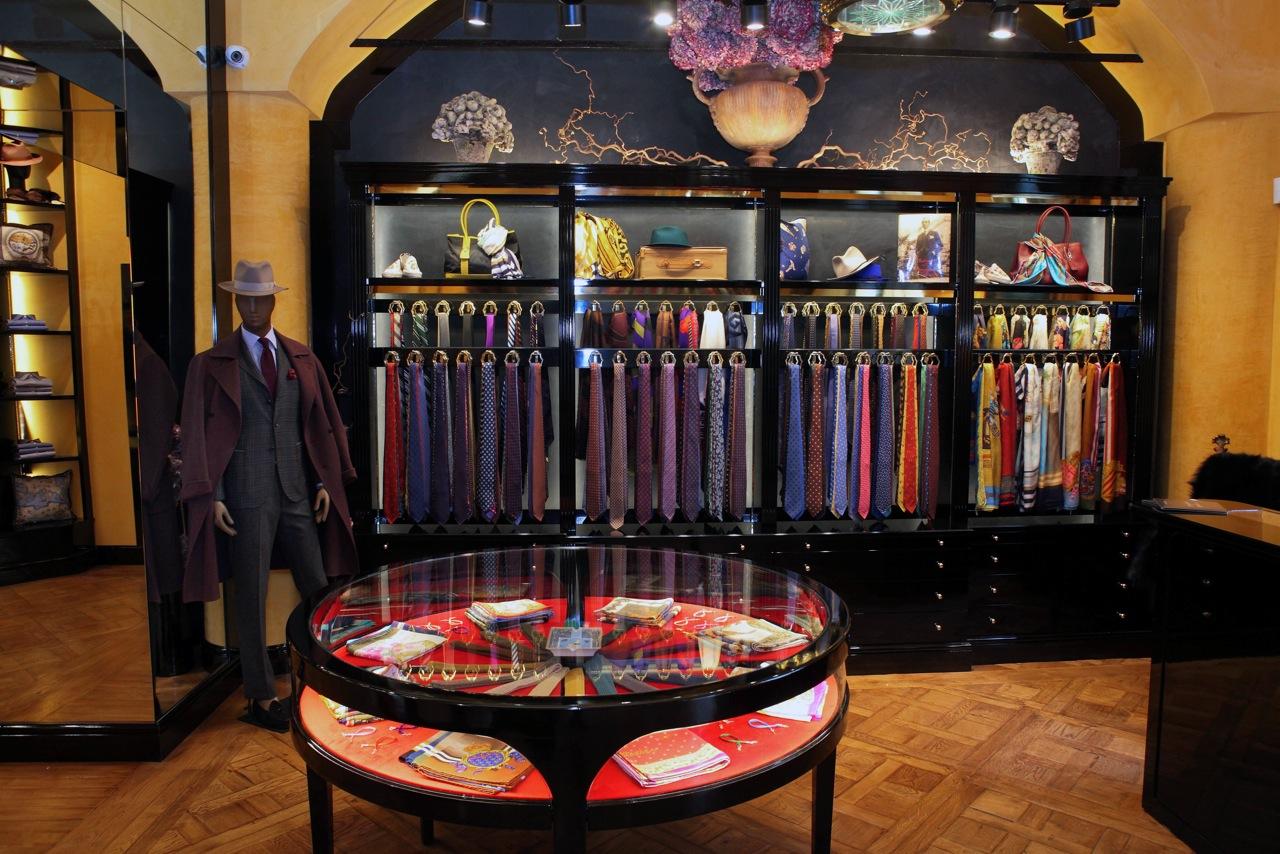 Rubinacci Milano Boutique 4