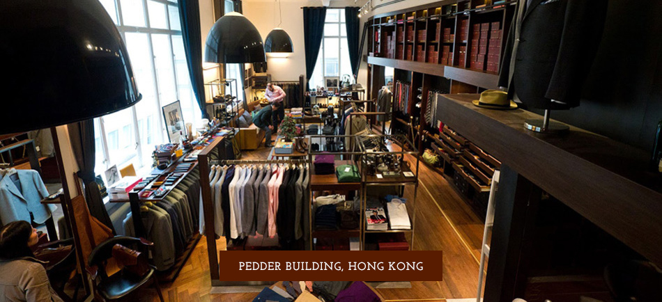 A visit to the Armoury in Hong Kong