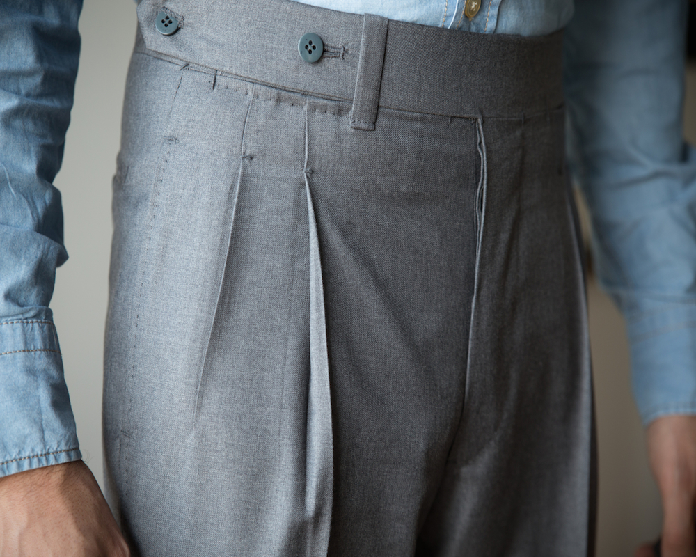 Pantalon Ambrosi Naples 1