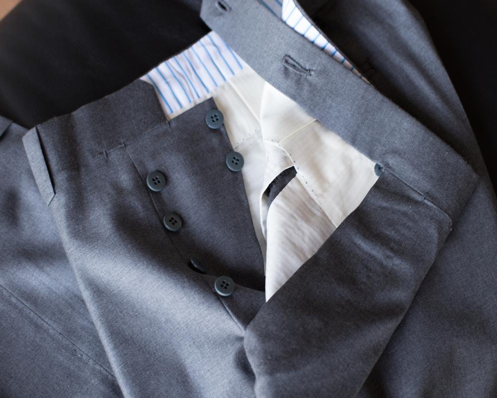 Ambrosi bespoke trousers