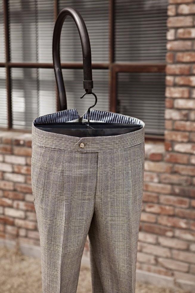 Ambrosi Napoli : de superbes pantalons fabriqués à la main