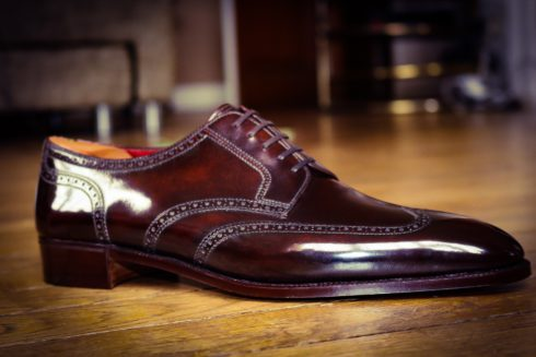 Stephane Jimenez Bottier Brogue