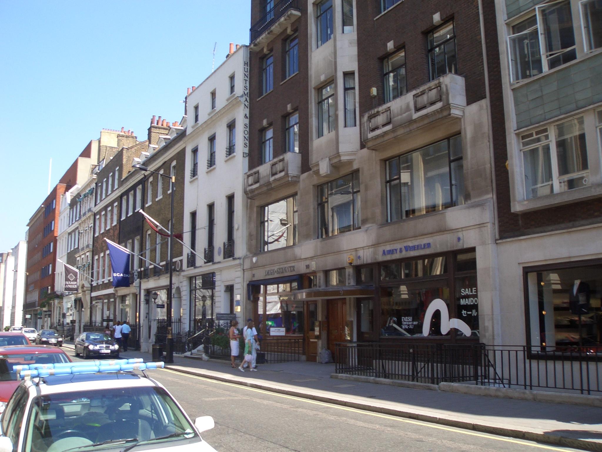 La Savile Row Bespoke Association