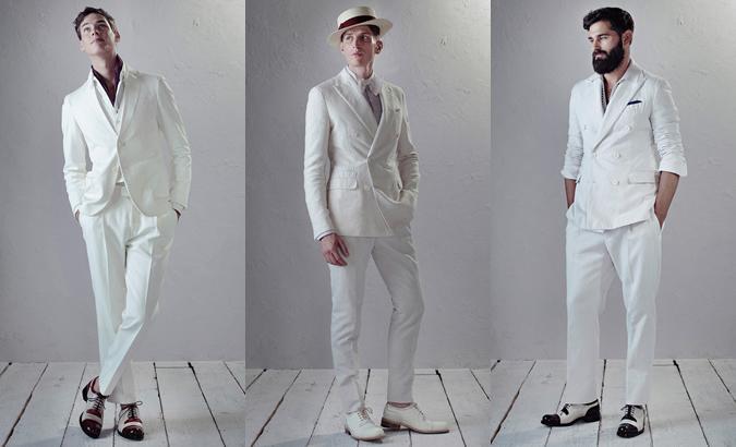 Berluti Makes Us Lust Again: The Berluti White Suit