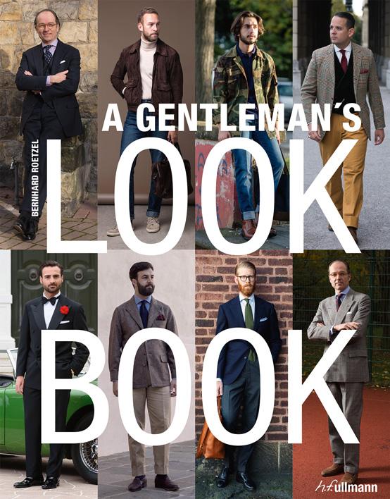 Bernhard Roetzel's Gentleman Lookbook : A review