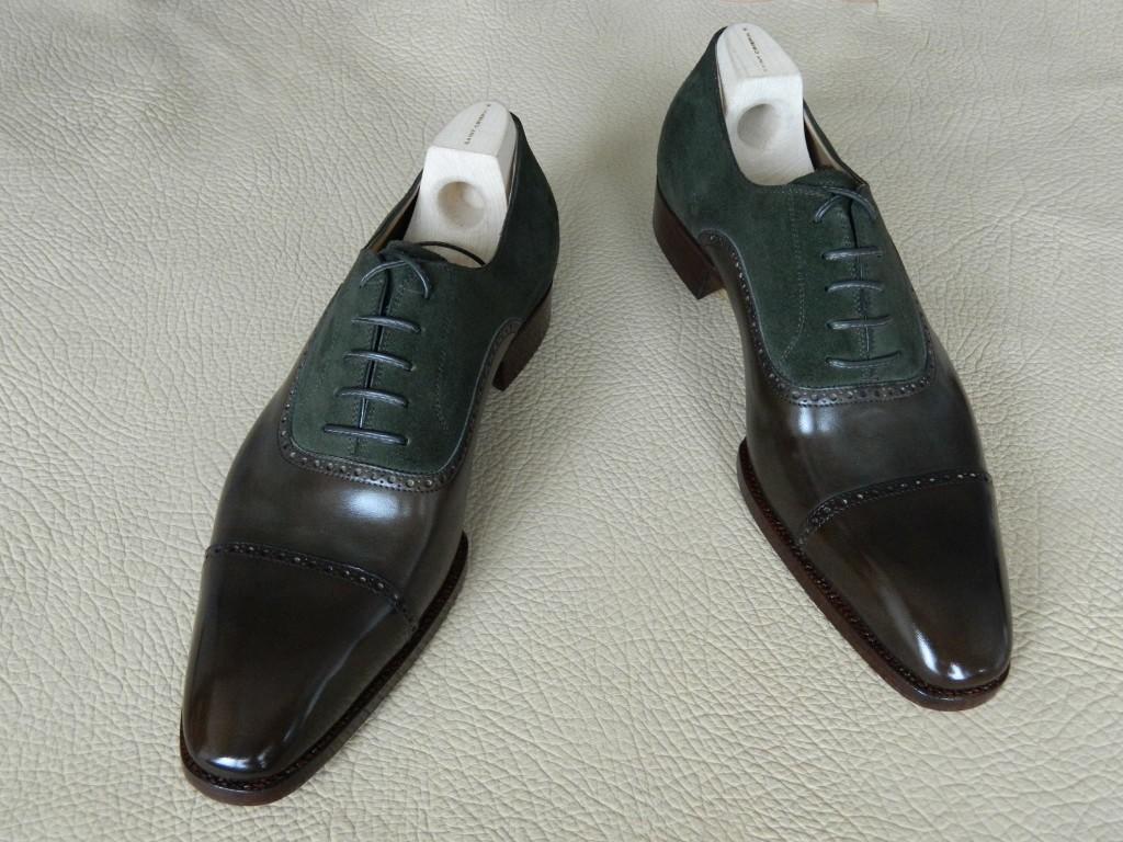 Mes premiers souliers Saint Crispin's