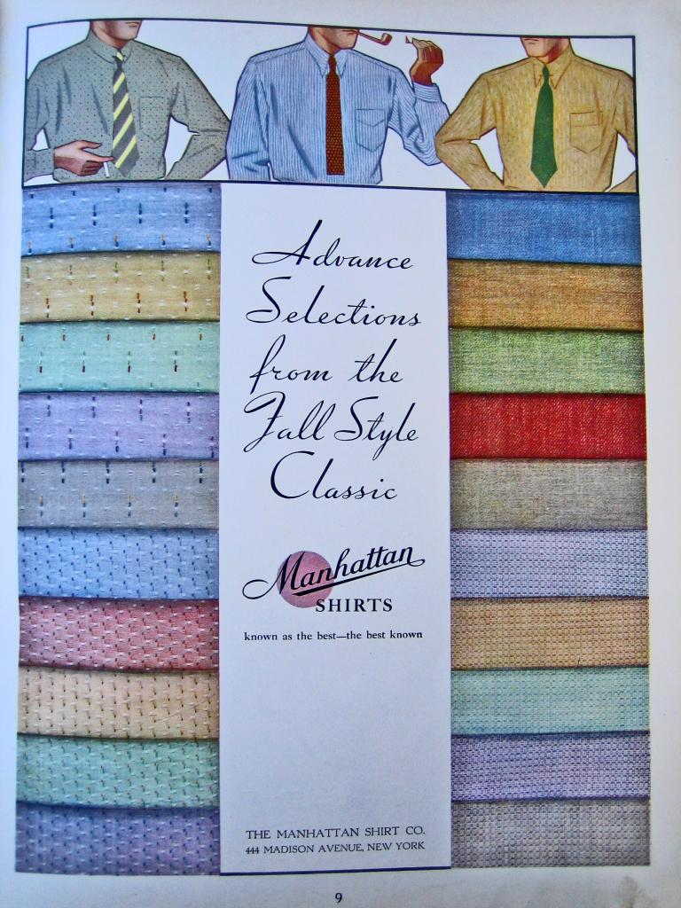 Bien choisir vos chemises : petit memento
