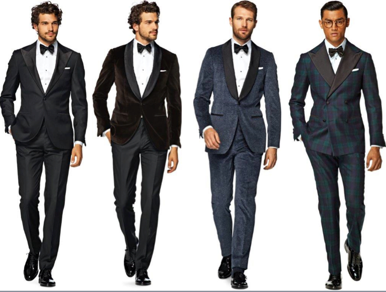 Black Tie at Suitsupply