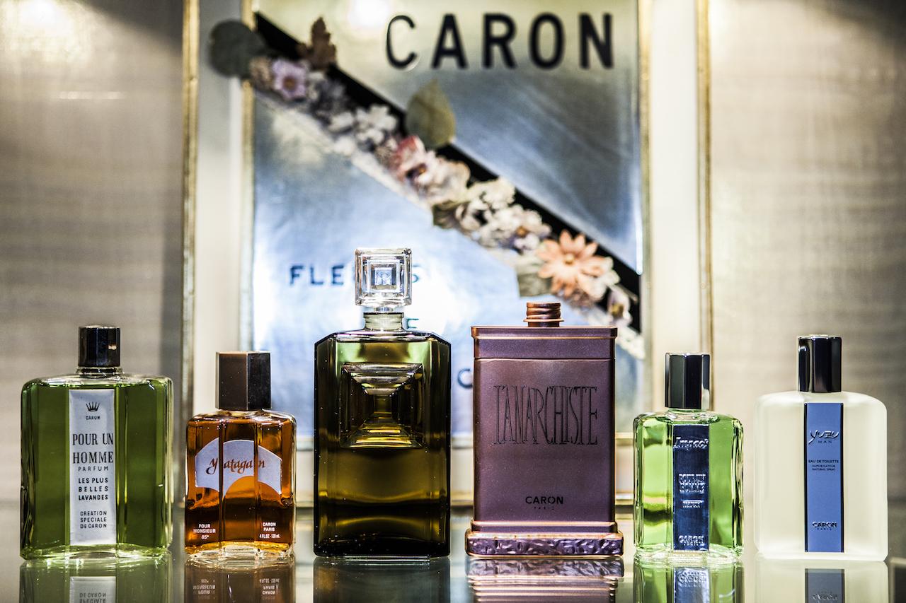 Caron's Third Man and Yatagan : a review