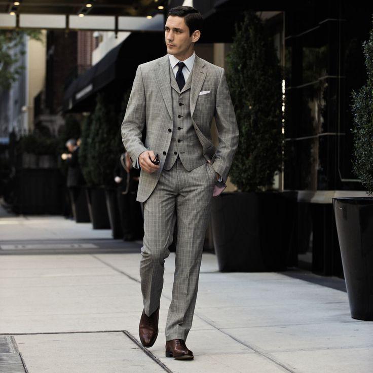 POW suit