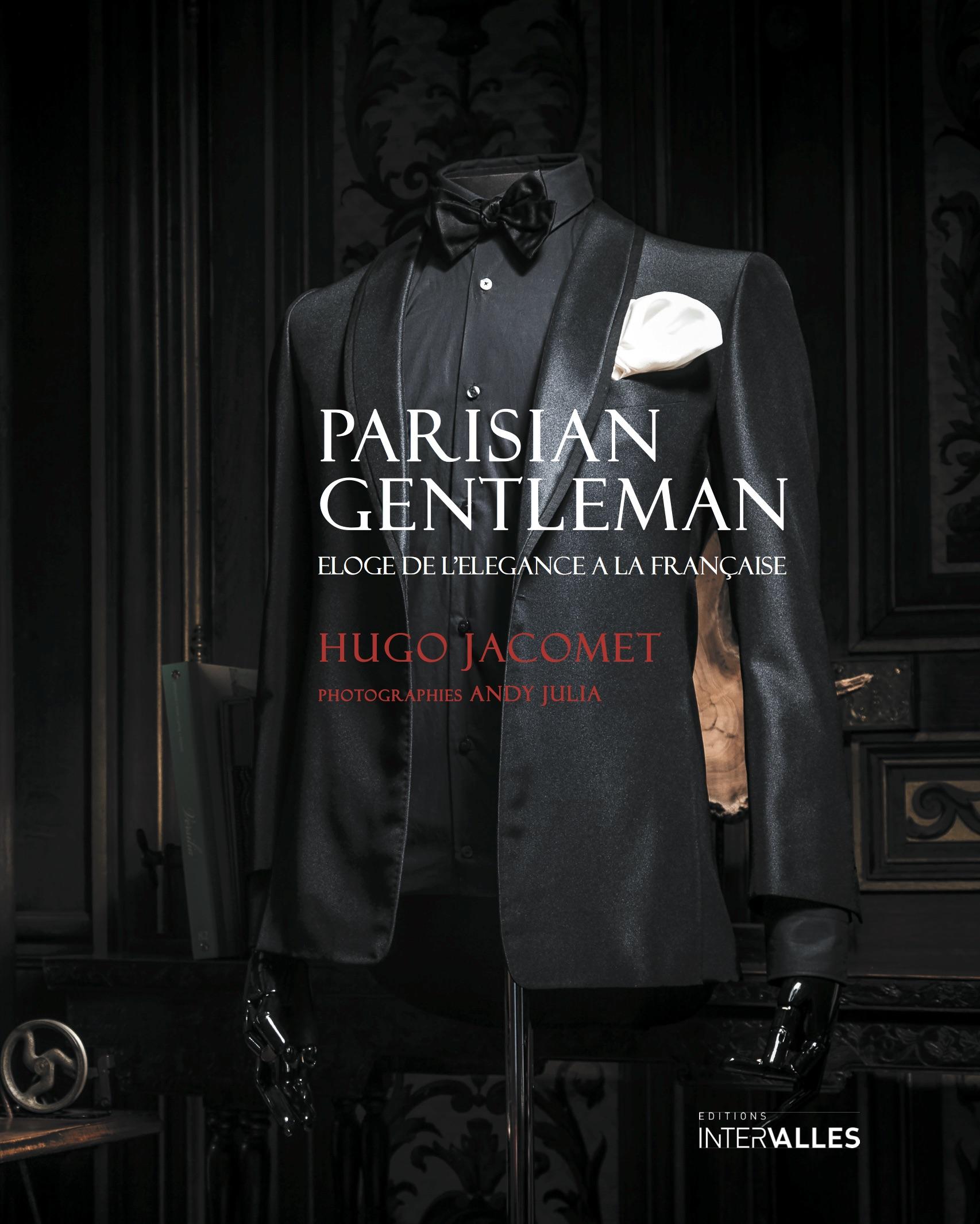 Charvet et Parisian Gentleman au Salon de l'Homme