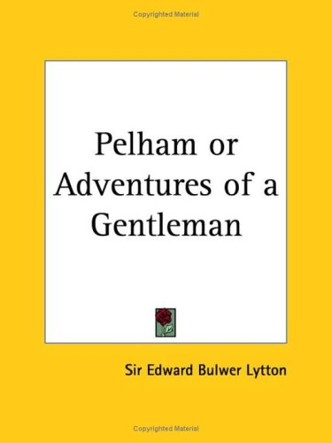 """Chosen abstracts of """"The adventures of a gentleman"""" (1828)"""