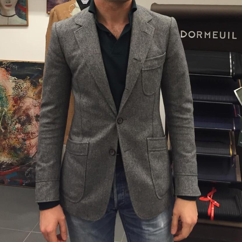 Paul Fournier Travel Jacket