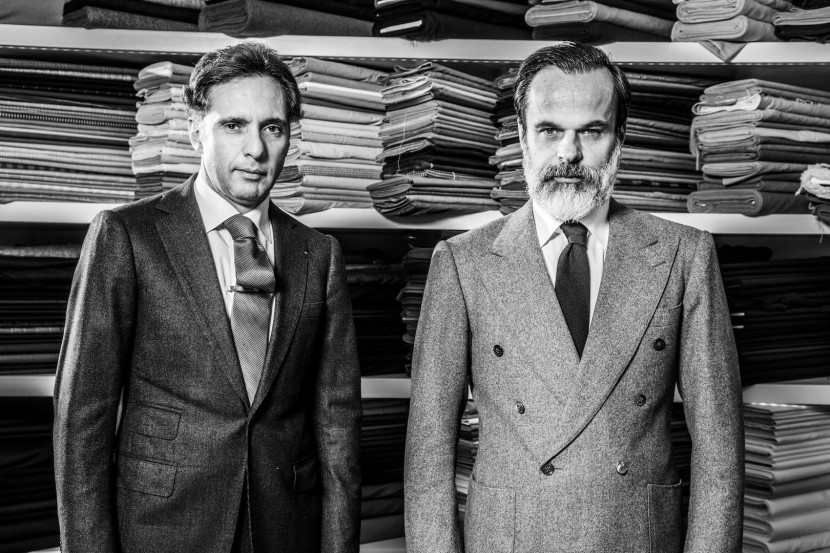 Lorenzo and Massimo Cifonelli 1