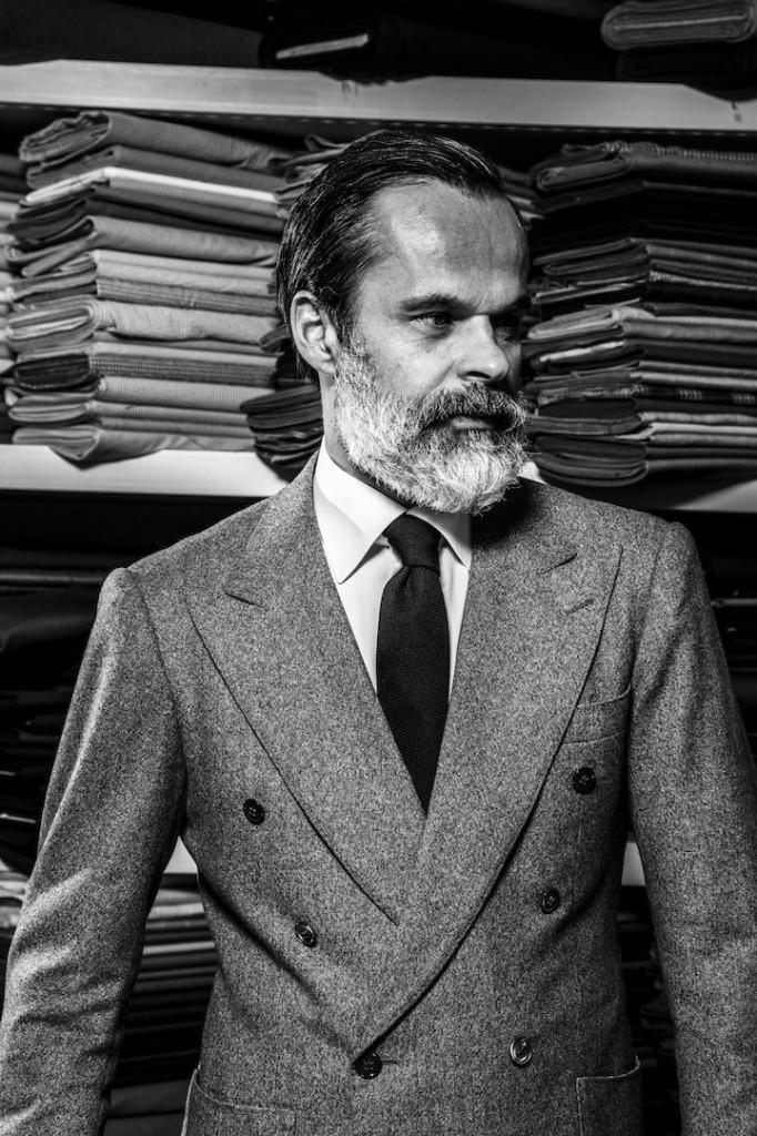 Lorenzo Cifonelli DB 6X1 suit
