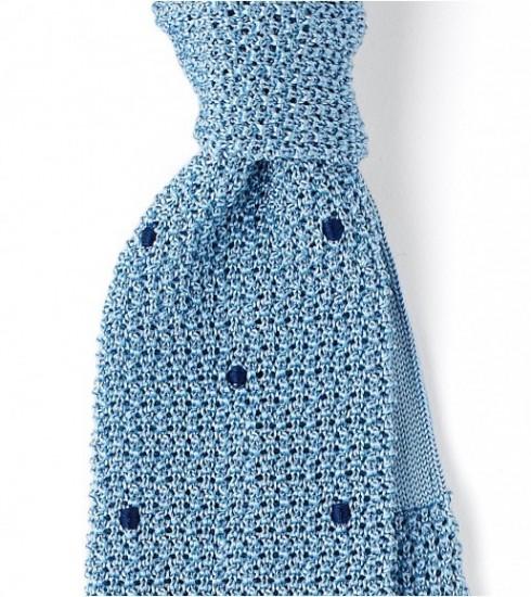 silk-knitted-tie