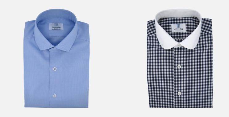 Chemises Cotton Society 2 - copie