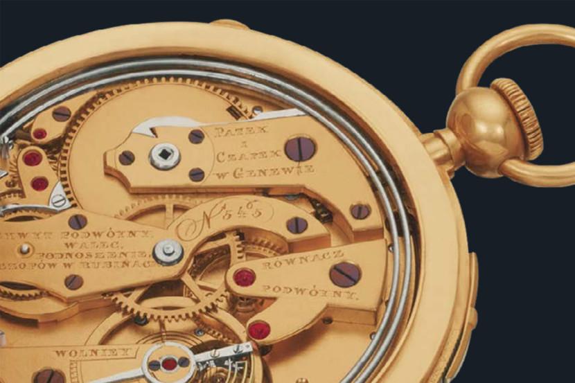 Antique-Patek-Czapek-pocketwatch