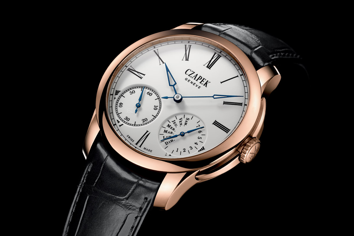Crowdfunding moves into a new arena : luxury timepieces