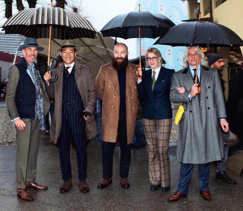 Pitti Uomo 89 Parisian Gentleman 7