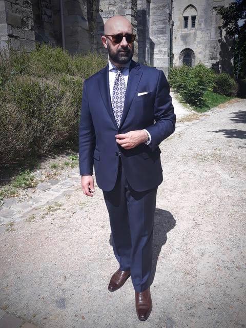 Découverte Parisian Gentleman : Adriano Bari, tailleur à Paris
